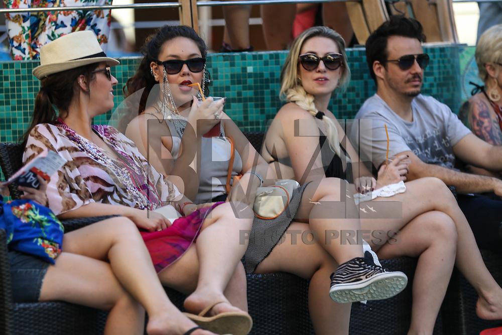 Desfile da grife Wasabi durante o Chilli Beans Fashion Cruize - Foto: Vanessa Carvalho/Brazil Photo Press