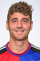 25.06.2015; Basel; Fussball Super League - FC Basel - Portrait; Gaston Sauro (Basel)<br />