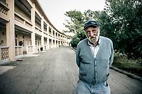 Thommas E, 77 ans  &quot;Honneur et fid&eacute;lit&eacute;&quot;, la L&eacute;gion n'abandonne jamais les siens, au combat comme dans la vie.&quot;L'IILE, bienvenue au dernier sanctuaire pour vieux l&eacute;gionnaires<br /> &ldquo;Honor and loyalty&rdquo;, the Legion don't abandon his own, in the combat or in the life.IILE*, welcome to the last sanctuary for old legionaries