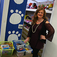 Katrina Carlisle, a counselor at Aberdeen Elementary School, was nominated for a LifeChanger of the Year Award.