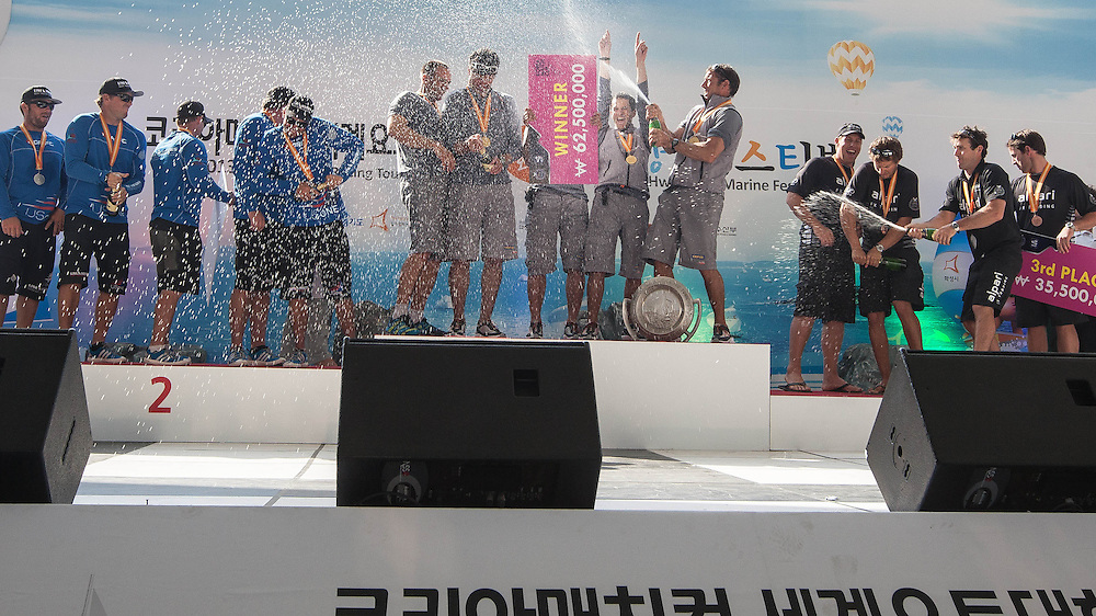Mathieu Richard wins Korea Match Cup 2013. Gyeonggi Province, Korea. 2 June 2013 Photo: Subzero Images/AWMRT