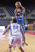 18 Agosto 2013 Torneo di Anversa Belgio<br /> ITALIA vs ISRAELE : PIETRO ARADORI<br /> Foto Ciamillo