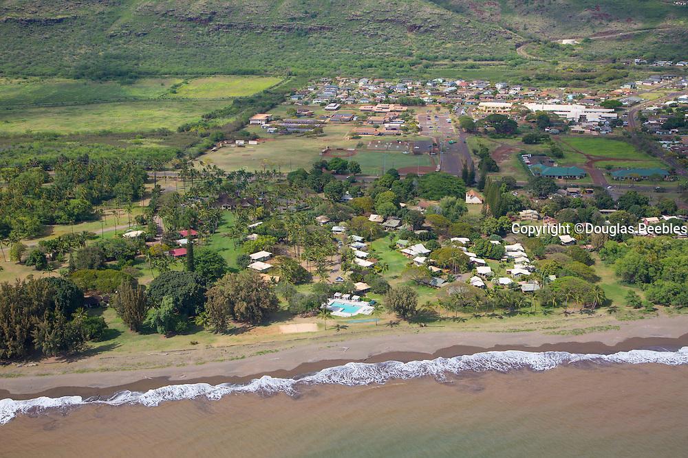 Waimea town, Kauai, Hawaii