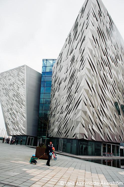 Ireland Landmarks and iconic buildings in Belfast