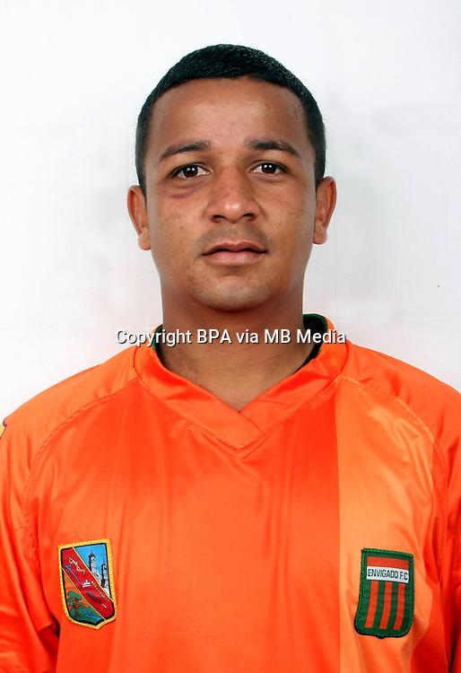 Colombia League - Postobom Liga 2014-2015 -<br /> Envigado Futbol Club - Colombia / <br /> Ricardo Araujo