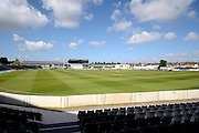 Bristol County Ground during the LV County Championship Div 2 match between Gloucestershire County Cricket Club and Lancashire County Cricket Club at the Bristol County Ground, Bristol, United Kingdom on 7 June 2015. Photo by Alan Franklin.
