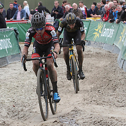 13-10-2019: Cycling: Superprestige Cyclocross: Gieten