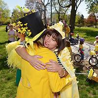 Forsythia Festival May 6, 2012