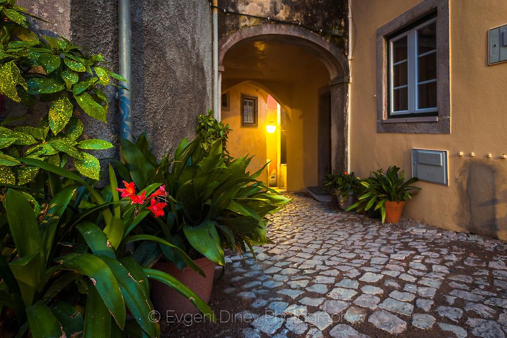Small village of Portugal