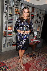 NATALIE PINKHAM at the Beulah AW13 Showcase, Bungalow 8 LFW Pop-Up at Belgraves - A Thompson Hotel, 20 Chesham Place, London SW1 on 13th February 2013.