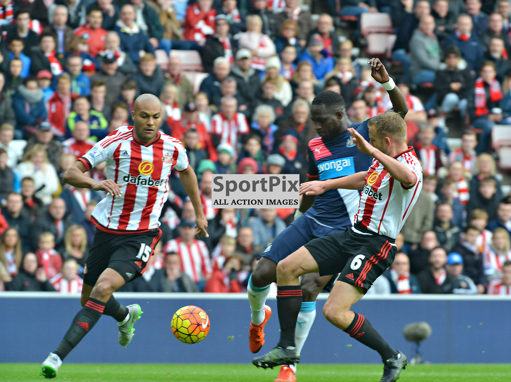 Newcastle's Moussa Sissoko in action against Sunderland......(c) BILLY WHITE | SportPix.org.uk