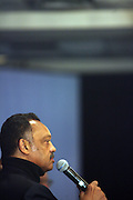 """Rev. Jesse Jackson at the opening reception of The 12th Annual RainbowPUSH Wall Street Project Economic Summit """" Fallout From The Bailout: A New Day in Washington """""""