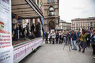 Stop TTIP. Milano, 18 aprile 2015.