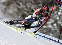 ◊Copyright:<br />GEPA pictures<br />◊Photographer:<br />Hans Simonlehner<br />◊Name:<br />Karlsen<br />◊Rubric:<br />Sport<br />◊Type:<br />Ski alpin<br />◊Event:<br />FIS Weltcup, RTL, Riesentorlauf der Herren<br />◊Site:<br />Flachau, Austria<br />◊Date:<br />21/12/04<br />◊Description:<br />Truls Ove Karlsen (NOR)<br />◊Archive:<br />DCSSL-211204614<br />◊RegDate:<br />21.12.2004<br />◊Note:<br />9 MB - SU/BG - Nutzungshinweis: Es gelten unsere Allgemeinen Geschaeftsbedingungen (AGB) bzw. Sondervereinbarungen in schriftlicher Form. Die AGB finden Sie auf www.GEPA-pictures.com.<br />Use of picture only according to written agreements or to our business terms as shown on our website www.GEPA-pictures.com.