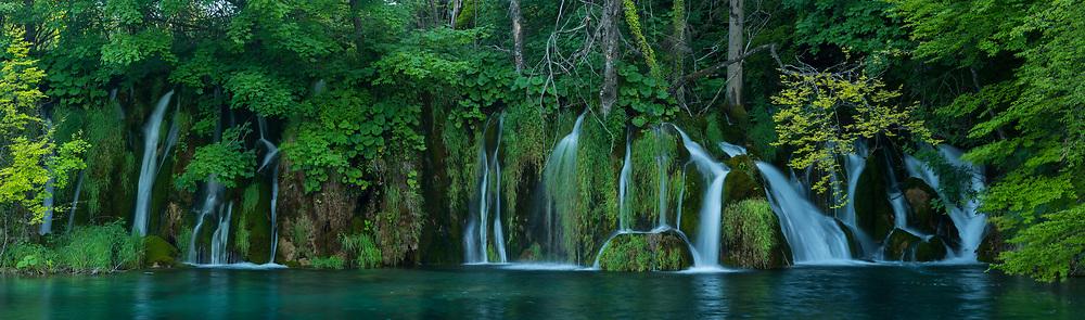 Europe, Balkan, Croatia, Plitvice Lakes National Park