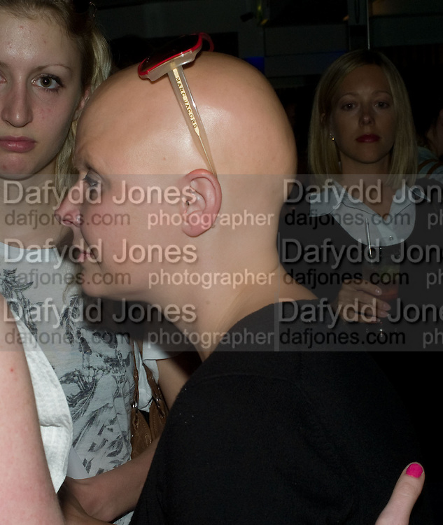 GAIL PORTER, Elizabeth Arden's 'Eight Hour' party. Kingly St. London. 7 August 2008. *** Local Caption *** -DO NOT ARCHIVE-© Copyright Photograph by Dafydd Jones. 248 Clapham Rd. London SW9 0PZ. Tel 0207 820 0771. www.dafjones.com.