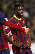 Onderwerp/Subject: FC Barcelona - Champions League<br /> Reklame:  <br /> Club/Team/Country: <br /> Seizoen/Season: 2013/2014<br /> FOTO/PHOTO: Alex SONG ( Alexandre Dimitri Song BILLONG ) of FC Barcelona. (Photo by PICS UNITED)<br /> <br /> Trefwoorden/Keywords: <br /> #09 $94 &plusmn;1377840750319<br /> Photo- &amp; Copyrights &copy; PICS UNITED <br /> P.O. Box 7164 - 5605 BE  EINDHOVEN (THE NETHERLANDS) <br /> Phone +31 (0)40 296 28 00 <br /> Fax +31 (0) 40 248 47 43 <br /> http://www.pics-united.com <br /> e-mail : sales@pics-united.com (If you would like to raise any issues regarding any aspects of products / service of PICS UNITED) or <br /> e-mail : sales@pics-united.com   <br /> <br /> ATTENTIE: <br /> Publicatie ook bij aanbieding door derden is slechts toegestaan na verkregen toestemming van Pics United. <br /> VOLLEDIGE NAAMSVERMELDING IS VERPLICHT! (&copy; PICS UNITED/Naam Fotograaf, zie veld 4 van de bestandsinfo 'credits') <br /> ATTENTION:  <br /> &copy; Pics United. Reproduction/publication of this photo by any parties is only permitted after authorisation is sought and obtained from  PICS UNITED- THE NETHERLANDS