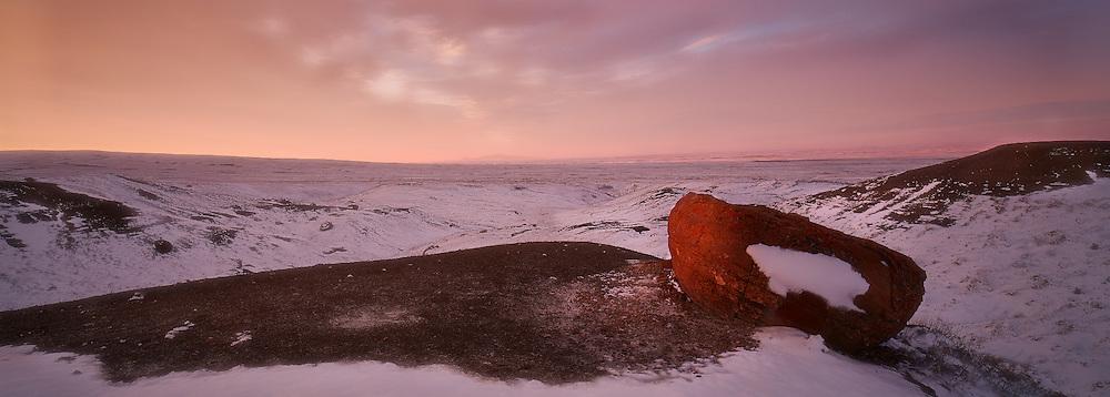 Winter in Southern Alberta, Nov 2015