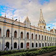 PALACIO DE LAS ACADEMIAS / CARACAS - VENEZUELA
