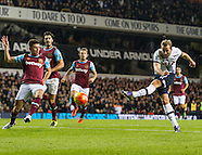 Tottenham Hotspur v West Ham United - Premier League - 22/11/2015