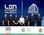 LEN TSC<br /> <br /> LEN European Swimming Junior Championships 2019<br /> Aquatic Palace Kazan<br /> Day 3 05/07/2019<br /> Photo G.Scala/Deepbluemedia/Insidefoto
