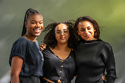 Pictured: Tania Nwachukwu, Hibaq Osman and Rachel Long<br /><br />Tania Nwachukwu is a Nigerian-British writer, poet and performer from London whose storytelling springs from profound, personal matters and from the lives and experiences of Black communities in Britain (see her project Black in the Day).<br /><br />Tania Nwachukwu is a Nigerian-British writer, poet and performer from London whose storytelling springs from profound, personal matters and from the lives and experiences of Black communities in Britain (see her project Black in the Day)<br /> Rachel Long is a poet and leader of Octavia – Poetry Collective for Women of Colour, which is housed at Southbank Centre, London. She was shortlisted for Young Poet Laureate for London in 2014, and awarded a Jerwood/Arvon Foundation mentorship in 2015. She is Assistant Tutor on the Barbican Young Poets <br /><br /><br />Ger Harley | EEm 18 August 2019