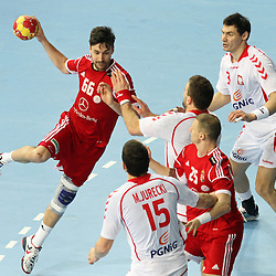 20130121: ESP, Handball - 23th IHF Handball World Championship Spain 2013, Hungary vs Poland