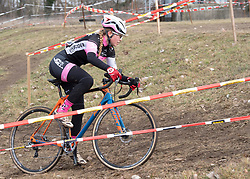13.01.2019, Wien, AUT, ÖRV, Rad Radcross Staatsmeisterschaft, Damen Elite im Bild Cornelia Holland (AUT, Union RRT Pielachtal) // during womens elite cyclo cross championship, Vienna, Austria on 2019/01/03. EXPA Pictures © 2019, PhotoCredit: EXPA/ R. Eisenbauer