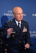 Council on Foreign Relations.General Michael Hayden, USAF.Director, Central Intelligence Agency.Stephen Friedman, Chairman.Stone Point Capita.
