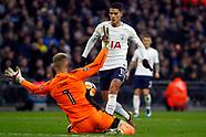 070118 FA Cup Tottenham v AFC Wimbledon