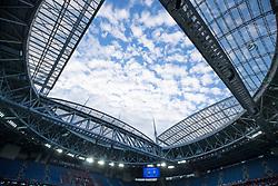 June 17, 2017 - Estrutura do estádio após partida entre Rússia x Nova Zelândia válida pela primeira rodada da Copa das Confederações 2017, neste sábado (17), realizada no Estádio Krestovsky (Arena Zenit), em São Petersburgo, na Rússia. (Credit Image: © Marcelo Machado De Melo/Fotoarena via ZUMA Press)
