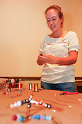 """""""Last Saturdays for Families"""" event at the Wadsworth Atheneum, June 26, 2010."""
