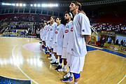 DESCRIZIONE : Tbilisi Nazionale Italia Uomini Tbilisi City Hall Cup Italia Italy Estonia Estonia<br /> GIOCATORE : team <br /> CATEGORIA : presentazione pregame before<br /> SQUADRA : Italia Italy<br /> EVENTO : Tbilisi City Hall Cup<br /> GARA : Italia Italy Estonia Estonia<br /> DATA : 15/08/2015<br /> SPORT : Pallacanestro<br /> AUTORE : Agenzia Ciamillo-Castoria/GiulioCiamillo<br /> Galleria : FIP Nazionali 2015<br /> Fotonotizia : Tbilisi Nazionale Italia Uomini Tbilisi City Hall Cup Italia Italy Estonia Estonia