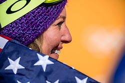 12-02-2018 KOR: Olympic Games day 3, PyeongChang<br /> finale Slopestyle / Jamie Anderson of the United States wins gold
