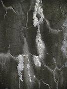 Taches sur un mur. Flecken auf einer Mauer. © Romano P. Riedo