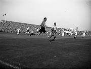 07/09/1955<br /> 09/07/1955<br /> 07 August 1955<br /> City Cup Final: Waterford FC v St. Patrick's Athletic at Dalymount Park, Dublin.