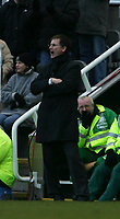 Photo: Andrew Unwin.<br />Newcastle United v Bolton Wanderers. The Barclays Premiership. 04/03/2006.<br />Newcastle's caretaker manager Glenn Roeder.
