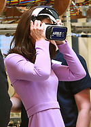 Kate Middleton & Prince William Visit Airbus