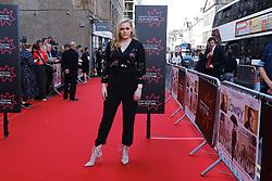 Edinburgh International Film Festival 2019<br /> <br /> Mrs Lowry And Son (World Premiere, closing night gala)<br /> <br /> Pictured: Rose Noble<br /> <br /> Aimee Todd | Edinburgh Elite media