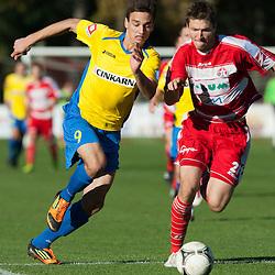20121107: SLO, Football - PrvaLiga NZS, NK Aluminij vs NK Celje