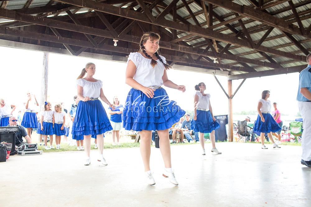 July 19, 2014.  <br /> Madison County Fair.  Saturday.
