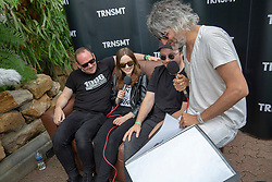 CHVRCHES chat to Virgin Radio, TRNSMT Sunday 8th July 2018