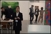 MAUREEN PALEY, Opening of Frieze art Fair. London. 14 October 2014