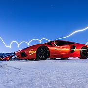 Lamborghini Winter Accademia Aspen