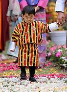 Prince Jigme At 4th Royal Bhutan Flower Exhibition