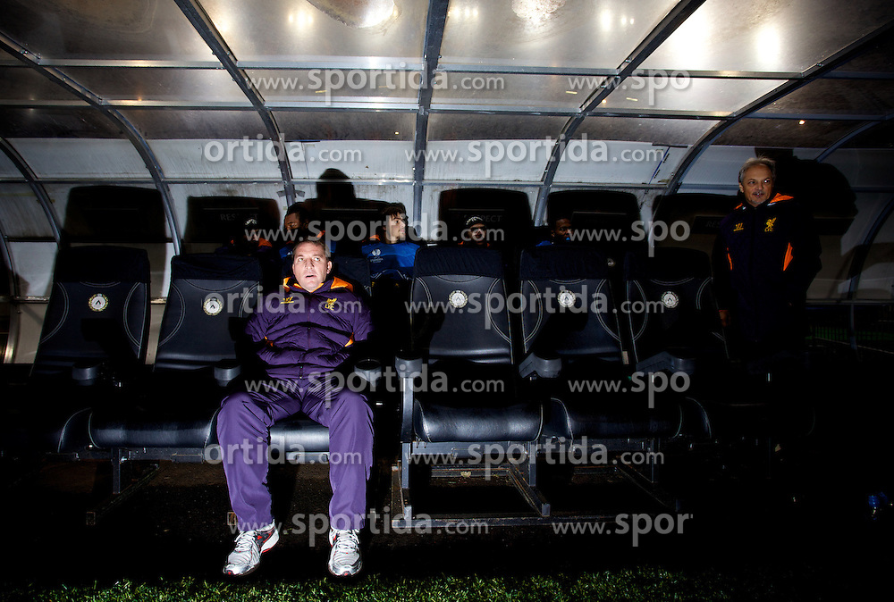 06.12.2012, Stadio Friuli, Udine, ITA, UEFA EL, Udinese Calcio vs FC Liverpool, Gruppe A, im Bild Liverpool's manager Brendan Rodgers before during the UEFA Europa League group A match between Udinese Calcio and Liverpool FC at the Stadio Friuli, Udinese, Italy on 2012/12/06. EXPA Pictures © 2012, PhotoCredit: EXPA/ Propagandaphoto/ David Rawcliffe..***** ATTENTION - OUT OF ENG, GBR, UK *****