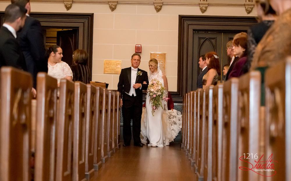 Kyle & Ashley Wedding Photography Samples | Omni Royal Orleans, Rayne Memorial United Methodist Church, The Elms Mansion | 1216 Studio Wedding Photography