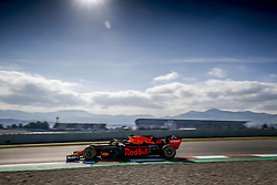 February 18, 2019 - Barcelona, Spain - Motorsports: FIA Formula One World Championship 2019, Test in Barcelona, , #33 Max Verstappen (NDL, Red Bull Racing) (Credit Image: © Hoch Zwei via ZUMA Wire)