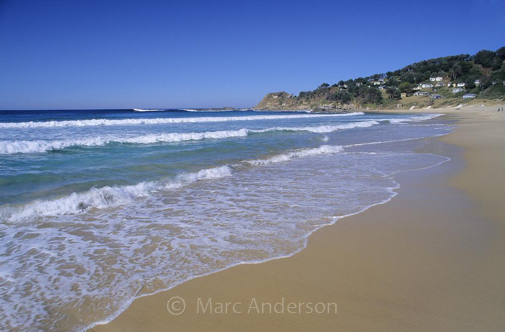 South Era Beach, Royal National Park, Australia.