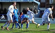 Gainsborough Trinity FC v Lowestoft Town 160416